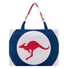 Roundel Of The Australian Air Force Medium Tote Bag by abbeyz71