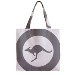 Low Visibility Roundel Of The Australian Air Force Grocery Tote Bag by abbeyz71