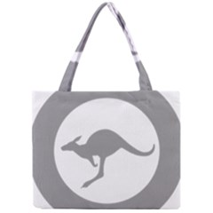 Low Visibility Roundel Of The Australian Air Force Mini Tote Bag by abbeyz71