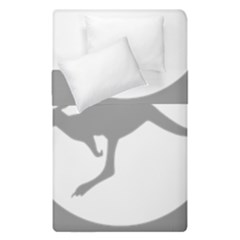 Low Visibility Roundel Of The Australian Air Force Duvet Cover Double Side (single Size) by abbeyz71