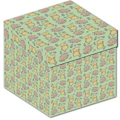Hamster Pattern Storage Stool 12   by Sapixe