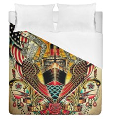 Hail Fine Art Print Duvet Cover (queen Size)