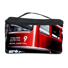 London Bus Cosmetic Storage Case