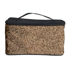 Mosaic Pattern Background Cosmetic Storage Case by Sapixe