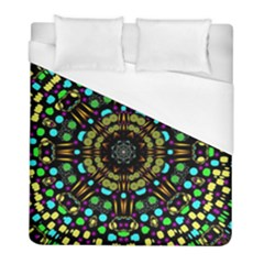 Liven Up In Love Light And Sun Duvet Cover (full/ Double Size) by pepitasart