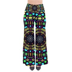 Liven Up In Love Light And Sun So Vintage Palazzo Pants by pepitasart