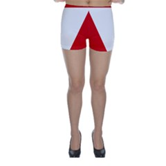 Roundel Of Austrian Air Force  Skinny Shorts