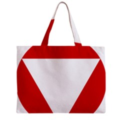 Roundel Of Austrian Air Force  Zipper Mini Tote Bag