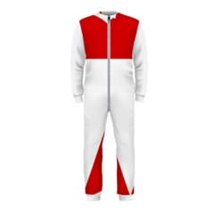 Roundel Of Austrian Air Force  Onepiece Jumpsuit (kids)