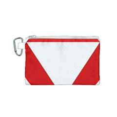 Roundel Of Austrian Air Force  Canvas Cosmetic Bag (small)