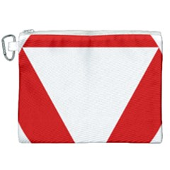 Roundel Of Austrian Air Force  Canvas Cosmetic Bag (xxl)