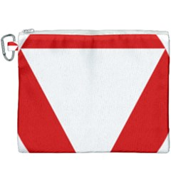 Roundel Of Austrian Air Force  Canvas Cosmetic Bag (xxxl)