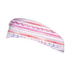 Watercolor Tribal Pattern Stretchable Headband