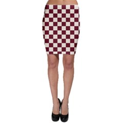 Pattern Background Texture Bodycon Skirt
