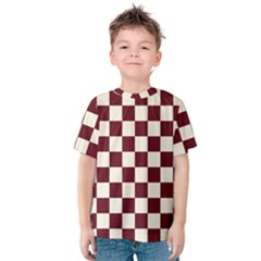 Pattern Background Texture Kids  Cotton Tee