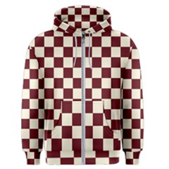 Pattern Background Texture Men s Zipper Hoodie