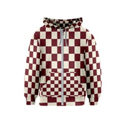 Pattern Background Texture Kids  Zipper Hoodie