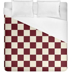 Pattern Background Texture Duvet Cover (King Size)