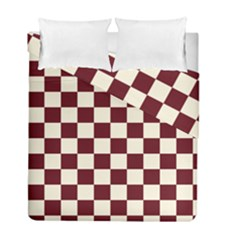 Pattern Background Texture Duvet Cover Double Side (Full/ Double Size)