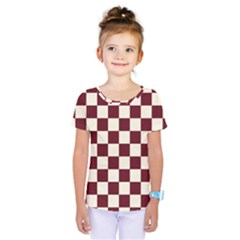 Pattern Background Texture Kids  One Piece Tee