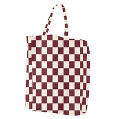 Pattern Background Texture Giant Grocery Zipper Tote
