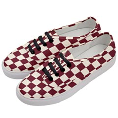 Pattern Background Texture Women s Classic Low Top Sneakers