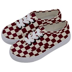 Pattern Background Texture Kids  Classic Low Top Sneakers