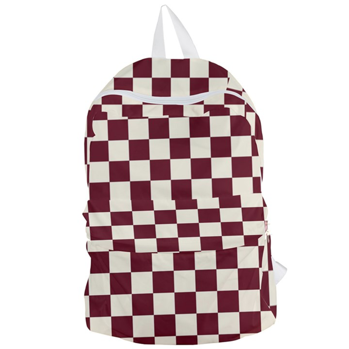 Pattern Background Texture Foldable Lightweight Backpack