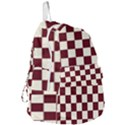 Pattern Background Texture Foldable Lightweight Backpack View3
