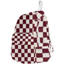Pattern Background Texture Foldable Lightweight Backpack View4