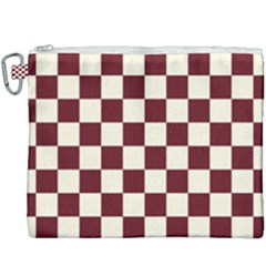 Pattern Background Texture Canvas Cosmetic Bag (XXXL)