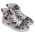 Owl Face Men s Hi-Top Skate Sneakers View3