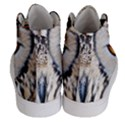 Owl Face Men s Hi-Top Skate Sneakers View4
