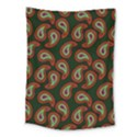 Pattern Abstract Paisley Swirls Medium Tapestry View1