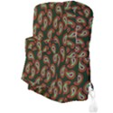 Pattern Abstract Paisley Swirls Full Print Backpack View3