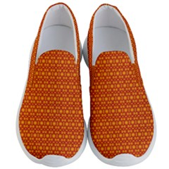 Pattern Creative Background Men s Lightweight Slip Ons by Sapixe