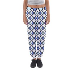 Blue Jess Women s Jogger Sweatpants by jumpercat