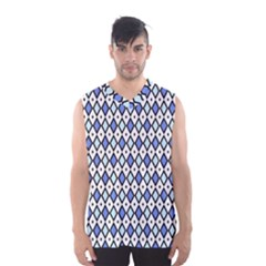 Blue Jess Men s Basketball Tank Top by jumpercat