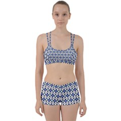 Blue Jess Women s Sports Set by jumpercat