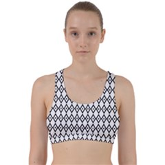 Jess Back Weave Sports Bra by jumpercat
