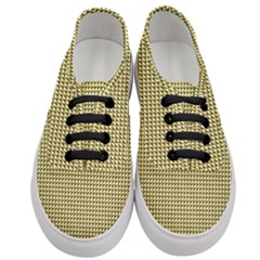 Ocre Triangulate Women s Classic Low Top Sneakers