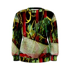 Hidden Strings Of Purity 13 Women s Sweatshirt by bestdesignintheworld