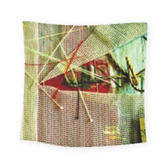 Hidden Strings Of Purity 12 Square Tapestry (small) by bestdesignintheworld