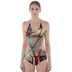 Hidden Strings Of Urity 10 Cut Out One Piece Swimsuit by bestdesignintheworld