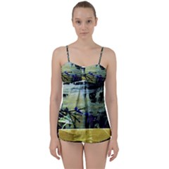 Hidden Strings Of Purity 9 Babydoll Tankini Set