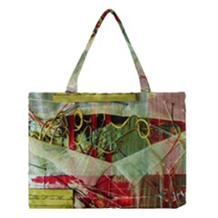 Hidden Strings Of Purity 7 Medium Tote Bag by bestdesignintheworld