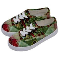 Hidden Strings Of Purity 7 Kids  Classic Low Top Sneakers by bestdesignintheworld