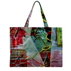 Hidde Strings Of Purity 2 Mini Tote Bag by bestdesignintheworld