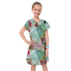 Hidde Strings Of Purity 2 Kids  Drop Waist Dress