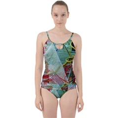 Hidde Strings Of Purity 2 Cut Out Top Tankini Set by bestdesignintheworld